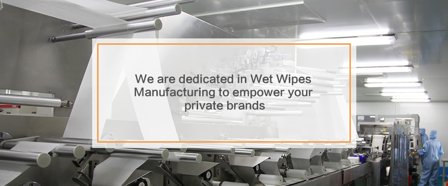We are dedicated in Wet Wipes Manufacturing to empower your private brands! 5 (1)